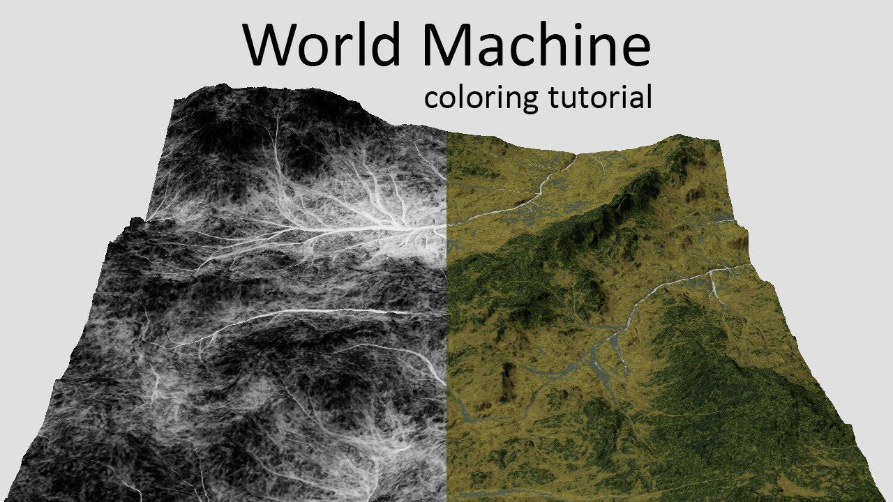Get Free World Machine : 3D Terrain Generation 2 3 Latest