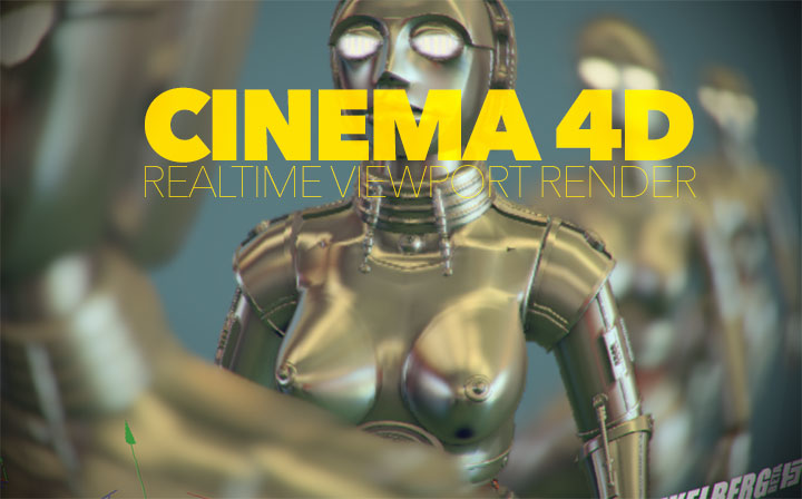 PixelBerg Plugin For Cinema 4d Real Time View Port Render