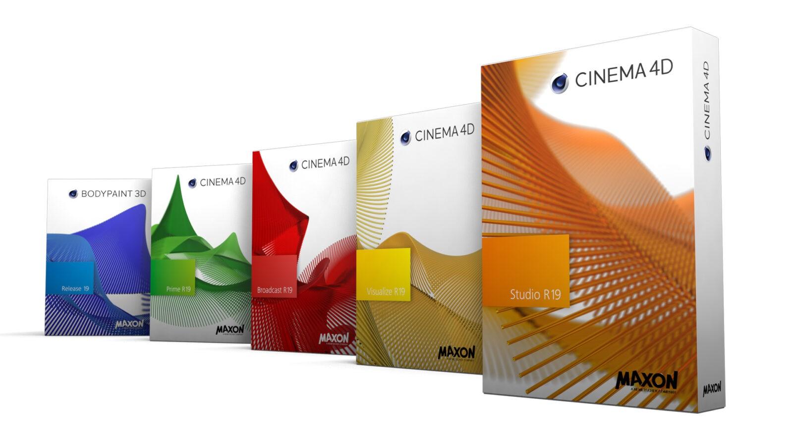 Cinema 4D R19 For Win/Mac Full - NullPk | Digital Platform