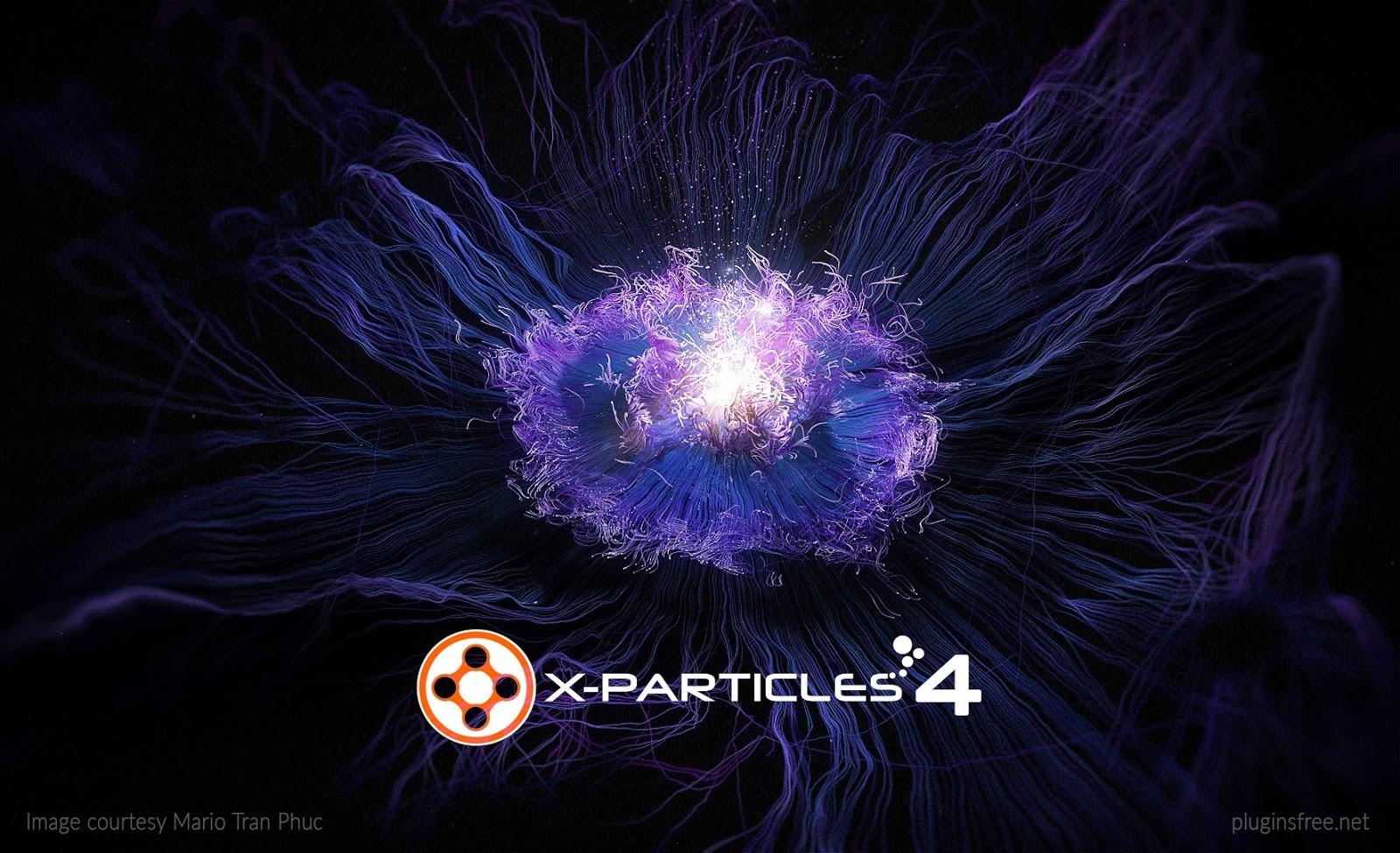 X Particle 4 Download For Cinema 4d - NullPk | Digital Platform